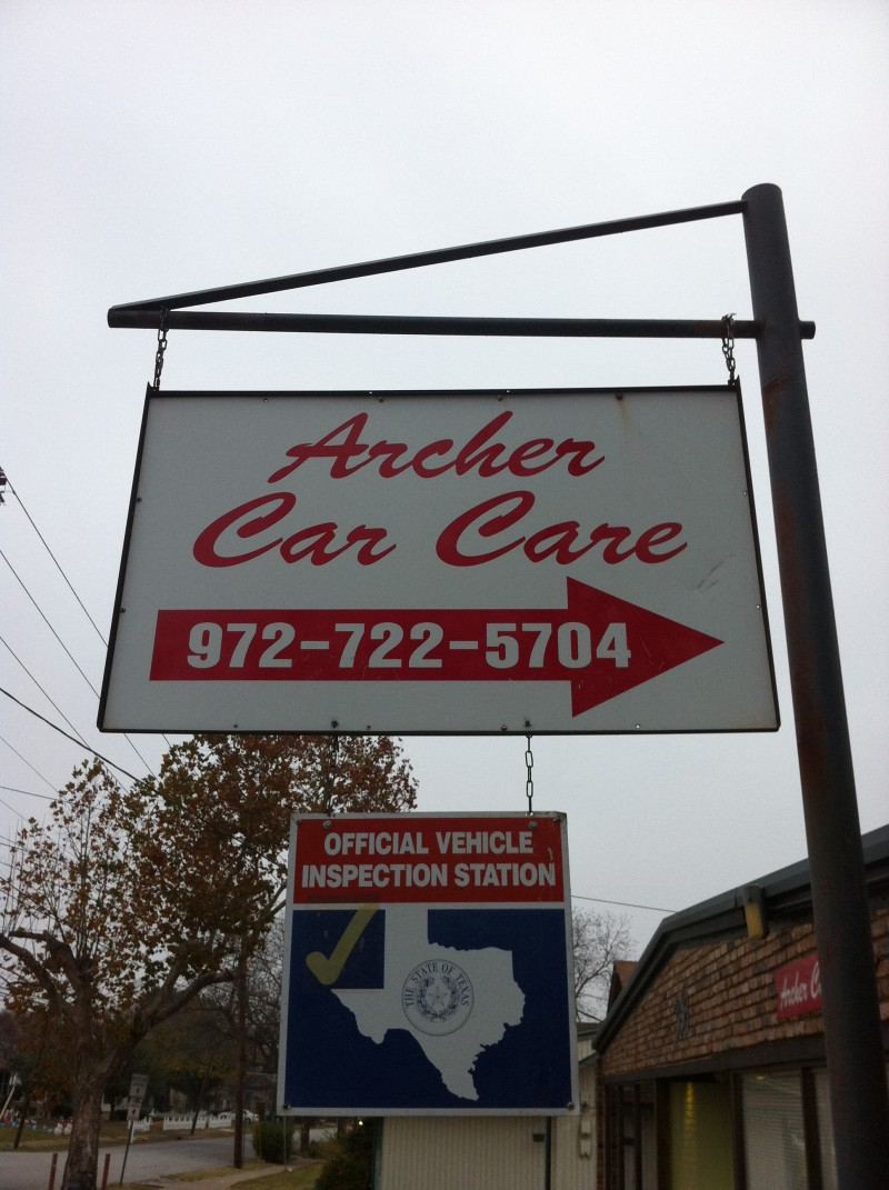 Archer car care if you live in or around rockwall texas you may already know that archer car care is the number one local business for all of your auto repair and car reheart Image collections
